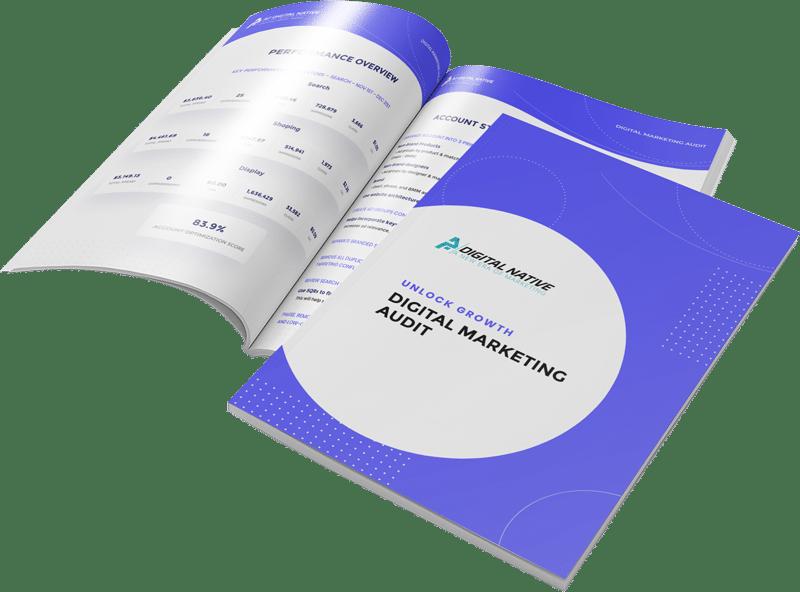 Digital Marketing Audit