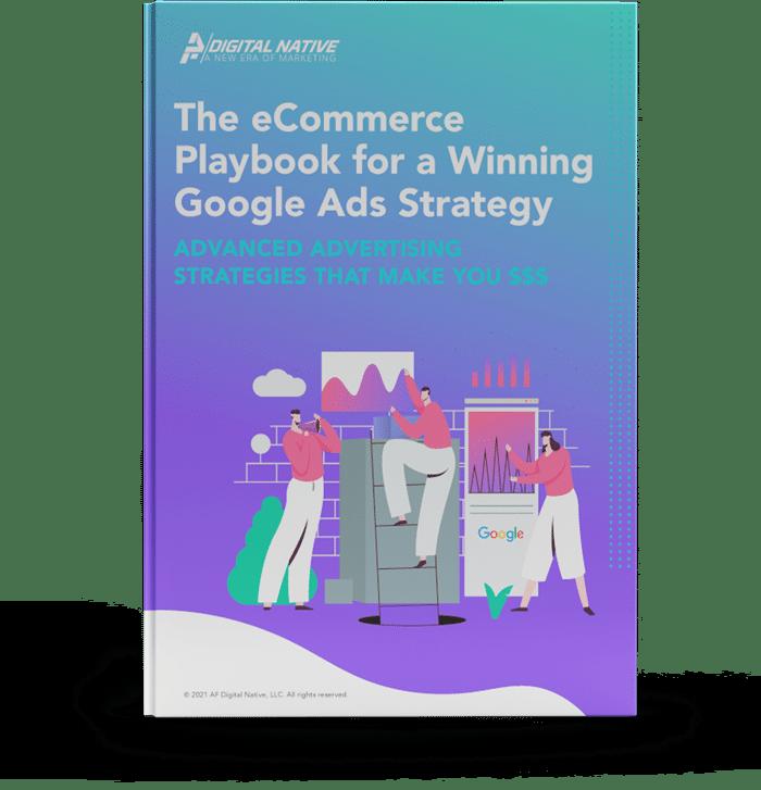 Google Ads Strategy Ebook